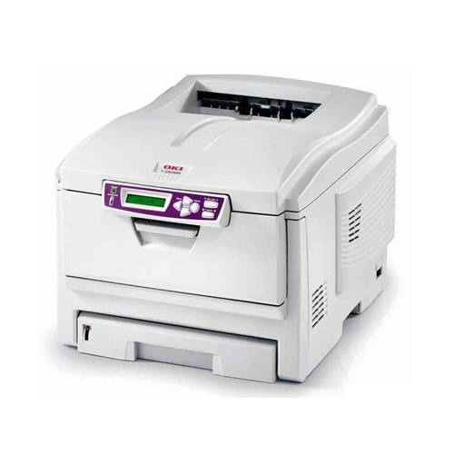 Oki C5300N DIGTAL COLOR LED PRINTER DEMO