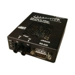 Just Convert-IT - Short-haul modem - serial RS-232 - SC multi-mode / 9 pin D-Sub (DB-9) - up to 1.2 miles - 1300 nm