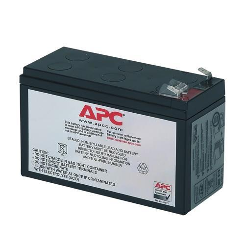 APC by Schneider Electric Replacement Battery Cartridge #2 - UPS battery -  lead acid (RBC2 )
