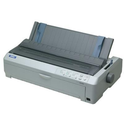 Epson FX 2190N Printer B/W - dot-matrix (C11C526001NT)