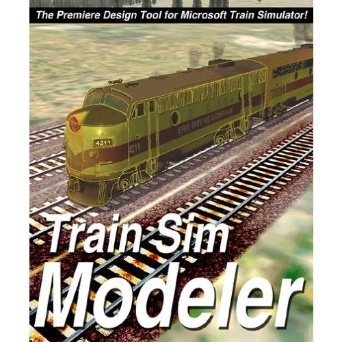 Abacus Software Train Sim Modeller for PC