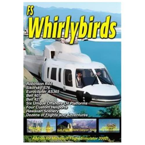 Abacus Software Fligth Simulation Whirly Birds Adventures Pc