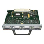 Expansion module - serial - 4 ports - for  7204 VXR