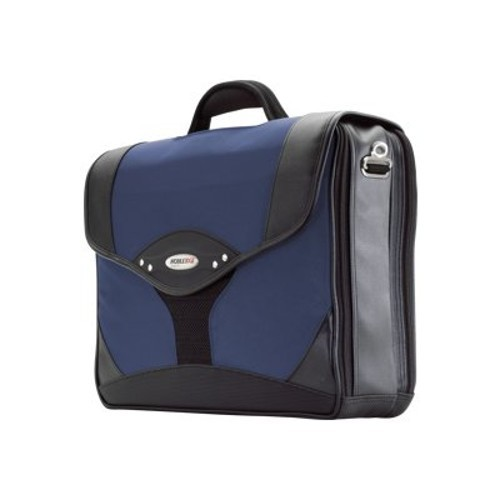 "Mobile Edge 15.6"" Premium Briefcase - Navy"