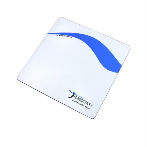 Ergotron Mouse Pad (blue and white)