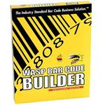 Wasp Bar Code Builder - ( v. 2.0 ) - box pack - 1 user - CD - Mac - English 633808132002