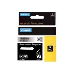 "RhinoPRO 3/4"" Metallized Permanent Labels"