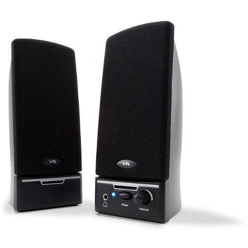 Cyber Acoustics CA-2012 PC Multimedia Speaker System