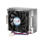 85x70x50mm Socket 478 CPU Cooler Fan with Heatsink & TX3 Connector - Processor cooler - (for: Socket 423, Socket 478) - aluminum - 60 mm