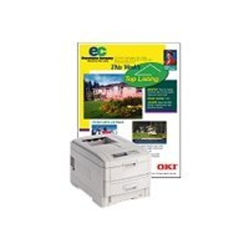"Oki 8.5"" x 11"" SynFlex Paper for C3000/C5000/C7000/C9000 Series - 100 Sheets"