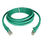5ft Cat6 Gigabit Snagless Molded Patch Cable RJ45 M/M Green 5' - Patch cable - RJ-45 (M) to RJ-45 (M) - 5 ft - UTP - CAT 6 - molded, snagless, stranded - green