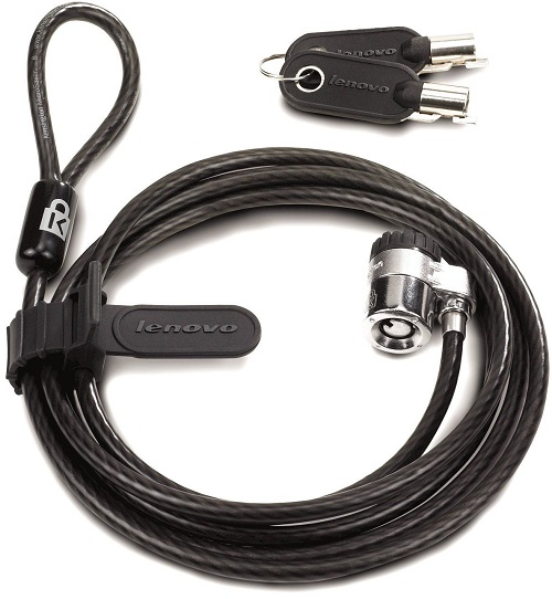 Kensington MicroSaver Security Cable Lock from Lenovo