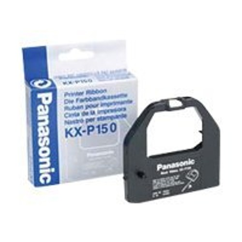 Panasonic Print ribbon - 1 x black