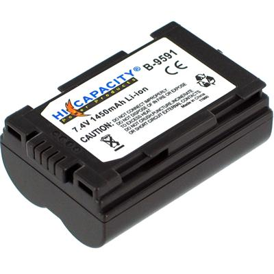 Battery Biz 7.2 Volt Li-Ion High-Capacity Digital Camera Battery (B-9591 )
