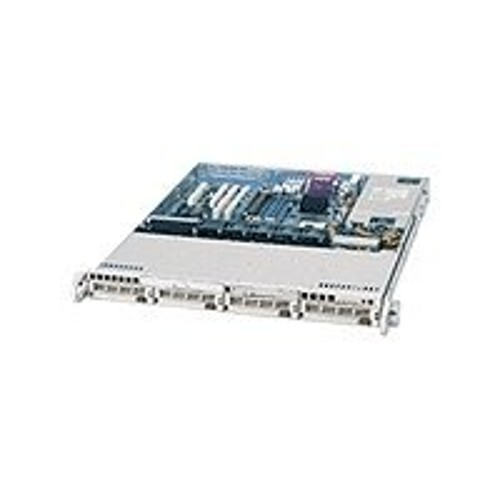 Super Micro Supermicro SC813MS-420C - rack-mountable - 1U