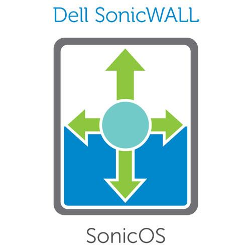 Dell SonicWall Sonic OS Enhanced Firmware Upgrade for Pro 2040 w/8x5 support for 1yr.