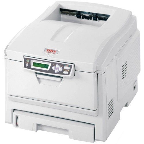 Oki C5300NCCS COLOR PRINTER/SCANNER