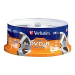 DigitalMovie - 25 x DVD-R - 4.7 GB 8x - spindle