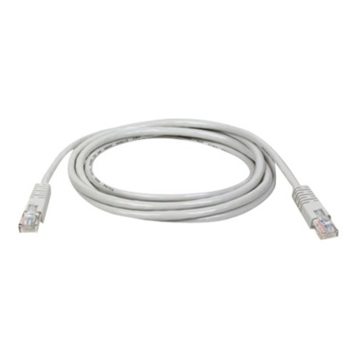 TrippLite 5Ft Cable Cat5E Patch-350MHz RJ45 Gray