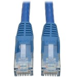 10Ft Cat6 Gigabit Snagless Patch Cable - Blue