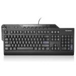 Lenovo ThinkPlus Enhanced Performance USB Keyboard (Business Black) 73P2620
