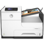 HP Inc. PageWide Pro 452dn - Printer - color - Duplex - page wide array - A4/Legal - 1200 x 1200 dpi - up to 55 ppm (mono) / up to 55 ppm (color) - capacity: 500 sheets - USB 2.0, LAN, USB 2.0 host D3Q15A