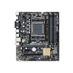 ASUS A88XM-A/USB 3.1 - Motherboard - micro ATX - Socket FM2+ - AMD A88X - USB 3.0, USB 3.1 Gen2 - Gigabit LAN - onboard graphics (CPU required) - HD Audio (8-channel) A88XM-A/USB 3.1