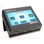 "7"" Mini- SATA and USB3.0 Mobile Hard Drive Duplicator and Hard Drive Erase Unit"