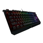 BlackWidow X Tournament Edition Chroma - Keyboard - backlit - USB - US - black