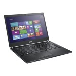 "TravelMate P645-S-54BV - Ultrabook - Core i5 5200U / 2.2 GHz - Win 7 Pro 64-bit (includes Win 10 Pro 64-bit License) - 8 GB RAM - 128 GB SSD - 14"" 1366 x 768 (HD) - HD Graphics 5500 - Wi-Fi, NFC, Bluetooth - black"