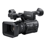 Sony XDCAM PXW-Z150 - Camcorder - 4K / 30 fps - 20.0 MP - 12 x optical zoom - flash card - Wi-Fi, NFC PXWZ150