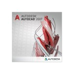 Autodesk AutoCAD 2017 Commercial New Single-user Additional Seat Annual Subscription with Advanced Support 001I1-005532-T760-VC