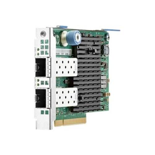 PCM | Hewlett Packard Enterprise, 562FLR-SFP+ - Network adapter - PCIe 3 0  x8 - 10 Gigabit SFP+ x 2 - for ProLiant DL20 Gen10, DL360 Gen10, DL380