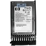 "Hard drive - 146 GB - hot-swap - 2.5"" SFF - SAS 6Gb/s - 15000 rpm - RoHS - with HP SmartDrive carrier"