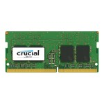 DDR4 - 8 GB - SO-DIMM 260-pin - 2133 MHz / PC4-17000 - CL15 - 1.2 V - unbuffered - non-ECC