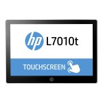 "L7010t Retail Touch Monitor - LED monitor - 10.1"" - touchscreen - 1280 x 800 - ADS-IPS - 220 cd/m² - 800:1 - 30 ms - DisplayPort -  black, asteroid"