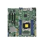 SUPERMICRO X10SRM-F - Motherboard - micro ATX - LGA2011-v3 Socket - C612 - USB 3.0 - 2 x Gigabit LAN - onboard graphics