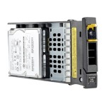 "Hewlett Packard Enterprise 3PAR - Hard drive - encrypted - 2 TB - 3.5"" LFF - SAS - 7200 rpm - FIPS 140-2 - Self Encrypting Drive (SED) - for P/N: C8S83A, C8S89A N9X98A"