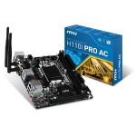 H110I PRO AC Mini-ITX Motherboard
