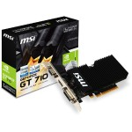 GeForce GTX 710 Low Profile Graphics Card GT 710 1GD3H LPV1