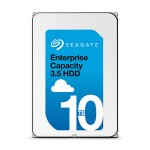 "Enterprise Capacity 3.5 HDD (Helium) ST10000NM0016 - Hard drive - 10 TB - internal - 3.5"" - SATA 6Gb/s - NL - 7200 rpm - buffer: 256 MB"