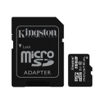 16GB MICROSDHC UHS-I CLASS 10 INDUSTRIAL TEMP CARD + SD ADAPTER