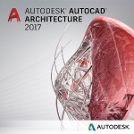 AutoCAD Architecture 2017 Commercial New Single-user ELD Quarterly Subscription with Advanced Support