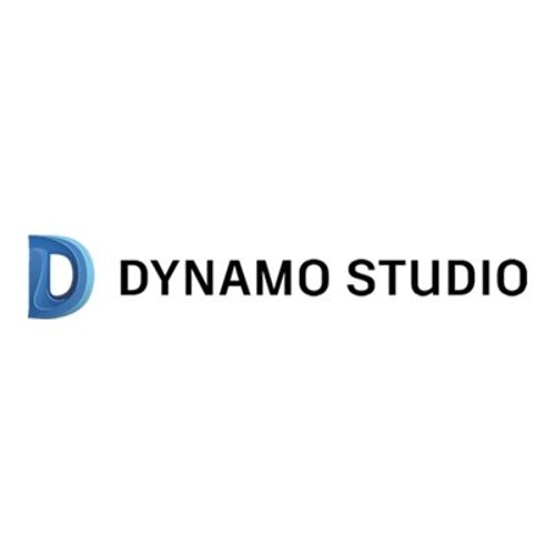 PCM | Autodesk, Dynamo Studio 2017 - New Subscription (quarterly) + Basic  Support - 1 seat - commercial - ESD - VCP, Single-user - Win,