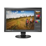"Eizo ColorEdge CS2420 - LED monitor - 24.1"" - 1920 x 1200 - IPS - 350 cd/m2 - 1000:1 - 15 ms - HDMI, DVI-D, DisplayPort - black CS2420-BK"