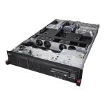 "ThinkServer RD450 70Q9 - Server - rack-mountable - 2U - 2-way - 1 x Xeon E5-2650V4 / 2.2 GHz - RAM 16 GB - SATA - hot-swap 2.5"" - no HDD - AST2400 - GigE - no OS - monitor: none - TopSeller"