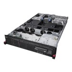 "ThinkServer RD450 70Q9 - Server - rack-mountable - 2U - 2-way - 1 x Xeon E5-2620V4 / 2.1 GHz - RAM 16 GB - SATA - hot-swap 2.5"" - no HDD - AST2400 - GigE - no OS - monitor: none - TopSeller"