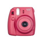 Fujifilm Instax Mini 8 - Instant camera - lens: 60 mm - raspberry 16443917 BNDL