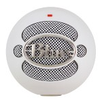 Blue Microphones Snowball USB Microphone - Textured White SNOWBALL-TEXTRDWHITE