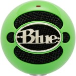 Blue Microphones Snowball USB Microphone - Neon Green 3022